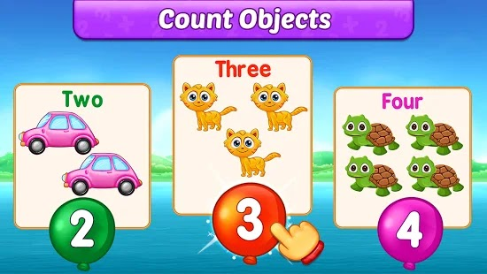 How To Use Math Kids - Add, Subtract, Count, and Learn