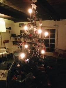 Sapin de Noël danois.