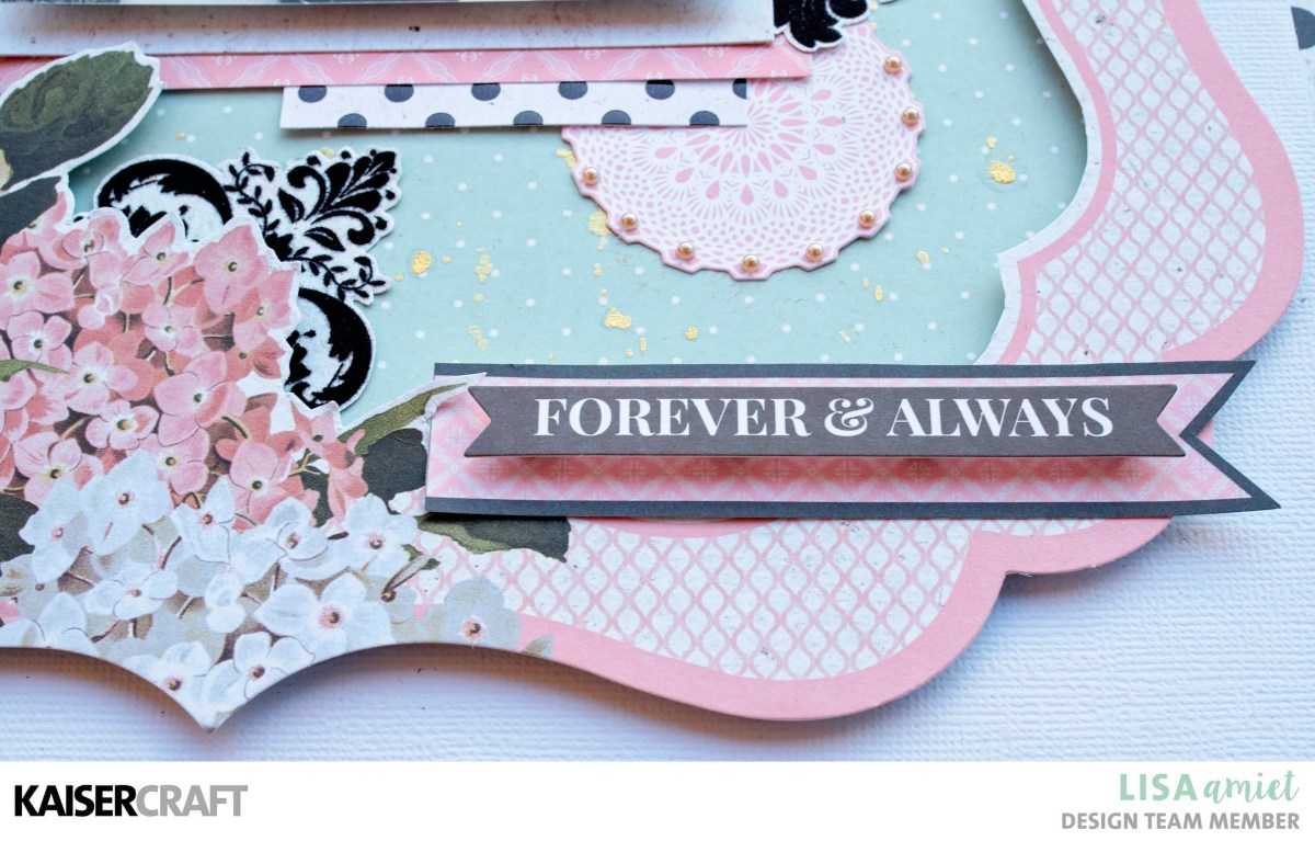 Everlasting Specialty Die Cut by Lisa Amiet