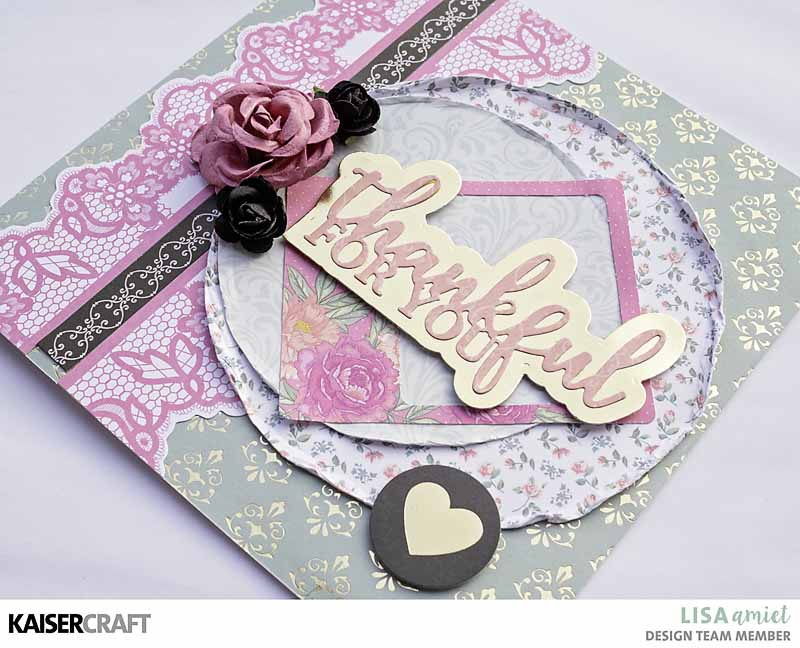 Set of 4 Cards -With Love