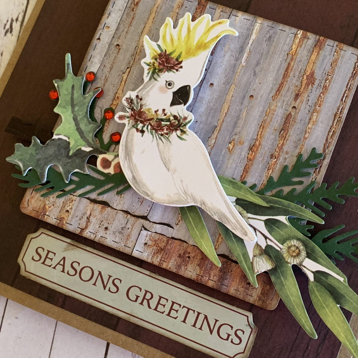 An Aussie Christmas Card