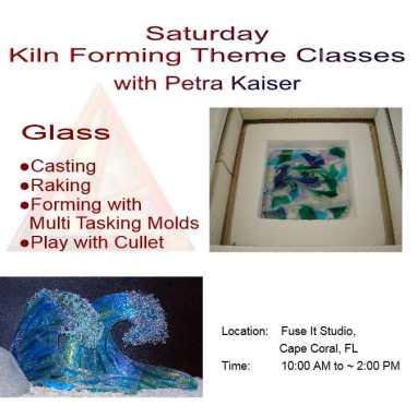Saturday Theme Classes @ the Fuse It Studio