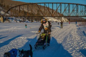 Joar into Nenana