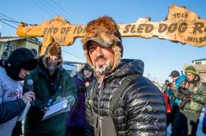 Iditarod Finishing