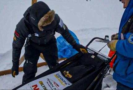 Bag Check in Cripple