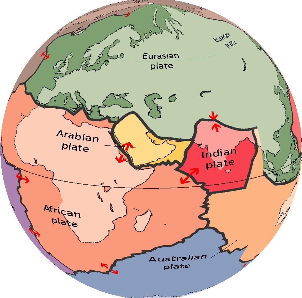 Continental Drift And Plate Tectonics Kaiserscience
