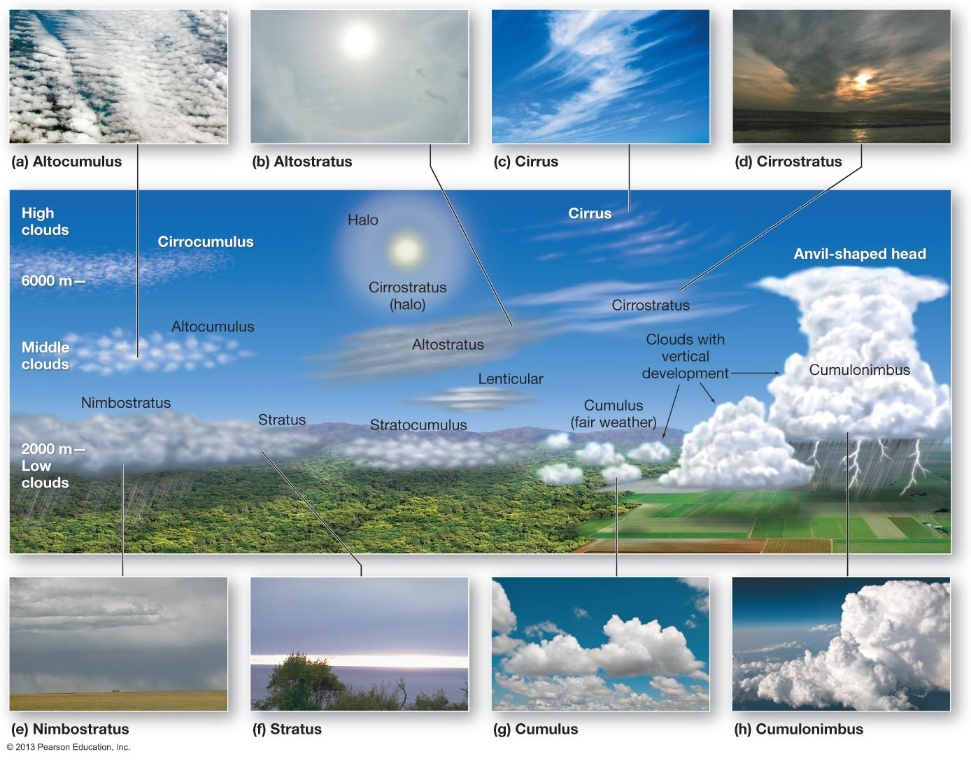 types of rainfall with diagrams ao smith electric motor parts diagram moisture clouds and precipitation  kaiserscience