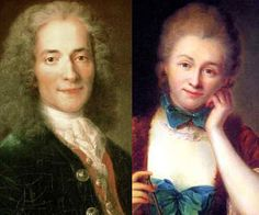 Emile and Voltaire
