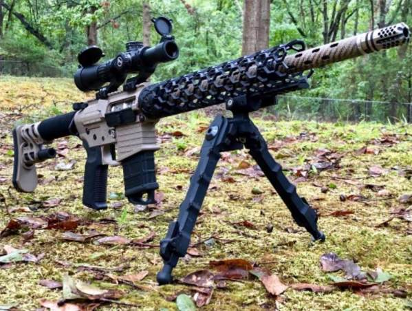 Kaiser Sandman AR-15 Rifle Image Courtesy of AmmoLand