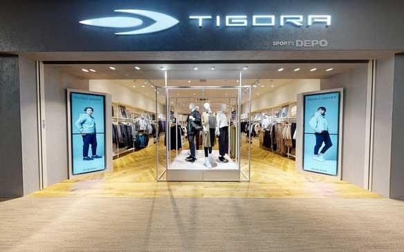 TIGORA by SPORTS DEPO ららぽーと横浜店
