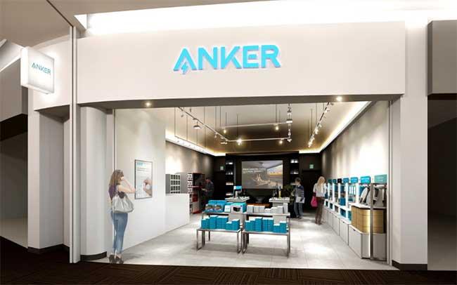 Anker Store 越谷レイクタウン