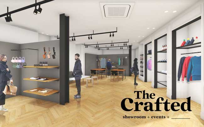 The Crafted GINZA