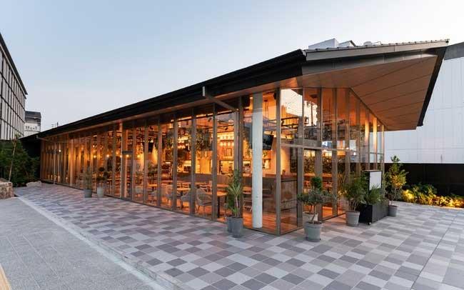 FARMERS GARDEN Cafe オムレット ホテル犬山エクスペリエンス店
