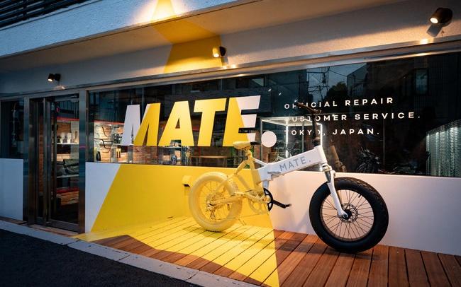 MATE. BIKE SERVICE LABO Repair & Custom