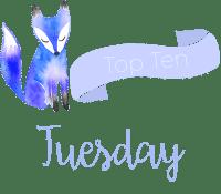 Top Ten Tuesday | March 13, 2018