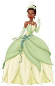 Princess Tiana, Disney Princess, The Frog Princess
