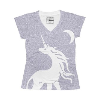 The Last Unicorn by Peter Beagle lithographs shirt