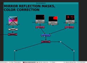 Masks for Mirror Reflections
