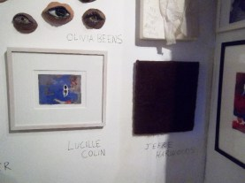 Lucille Colin and Jefre Harwoods