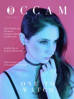 Occam Magazine Cover