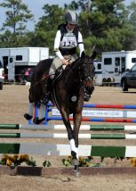 2015 Sporting Days Farm Novice, 3rd Place