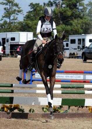2015 Sporting Days Farm Novice, 3rd Place