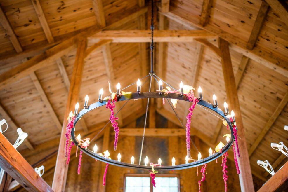 Intimate Jedidiah Hawkins Inn Wedding Kaitlyn Ferris New York Fall Reception