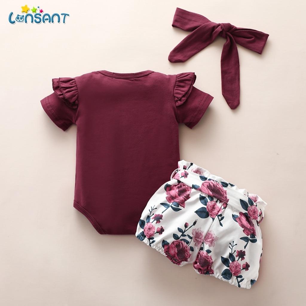 Infant Newborn Baby Girl Ruffled Ribbed Bodysuit