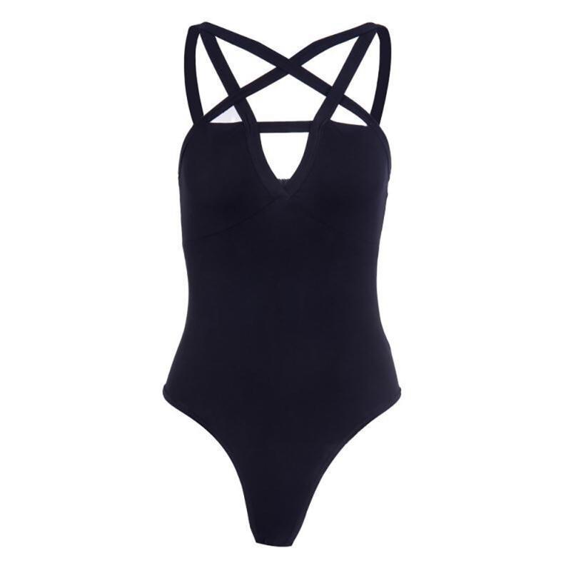 Summer Sexy Summer Beach Bodysuit