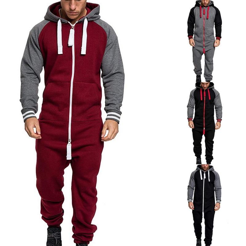 One-piece Garment Pajama Casual Tracksuit