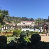 Los Angeles Recap: Getty Villa and The Malibu Cafe at Calamigos Ranch