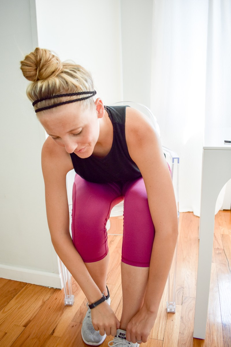 Are you looking for inspirational tips to get you motivated to stick to a workout routine? In this article I share 10 easy tips that can help you stick to a fitness plan, lose weight, + reach your wellness goals. This post is great for beginners that want to workout more at a gym or at home! Weight loss doesn't have to be complicated or difficult. It's all about creating a healthy lifestyle with sustainable habits that are easy to stick to. #workoutmotivation #fitnessinspiration #weightloss
