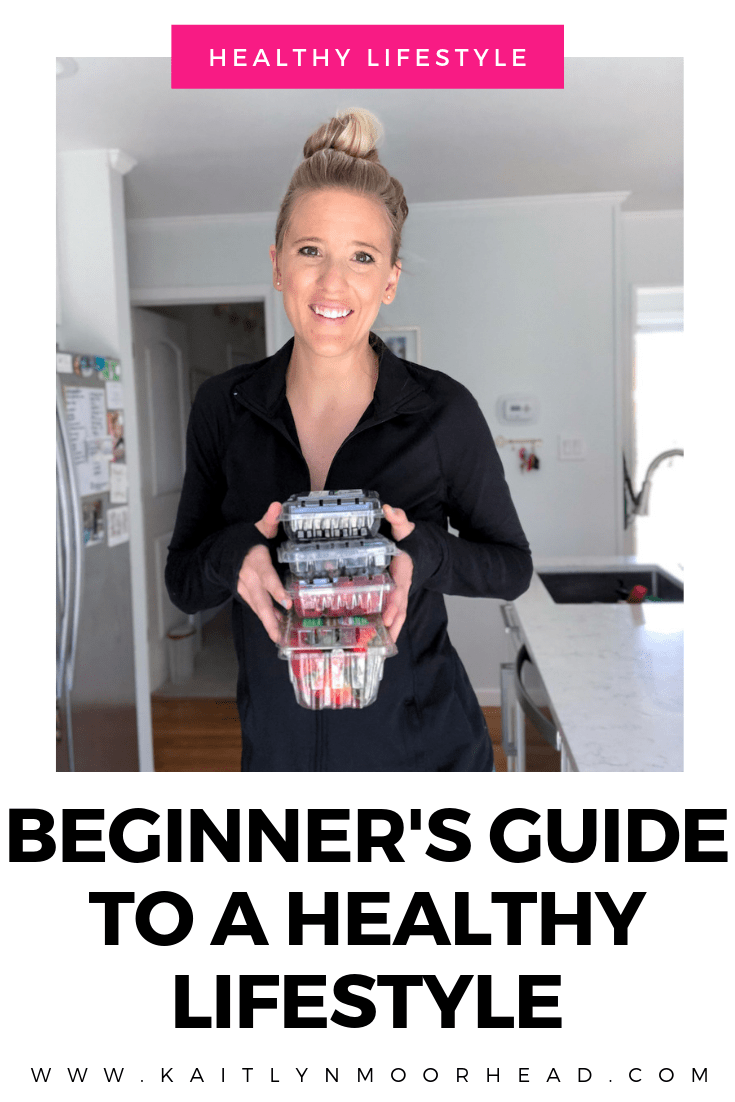 Want to learn the steps you need to take to create a healthy lifestyle? This beginner's guide includes the foundations of health + wellness you need so healthy habits actually can stick! Using these tips, you'll be able to create daily routines around fitness, eating, + mindset so you can lose weight + feel better every day. Weight loss + feeling happy doesn't have to be hard! Click + read this article to start creating healthier habits today. #healthylifestyle #healthyliving #healthymotivation