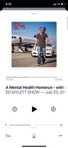 Looking for motivational personal growth podcasts to listen to that inspire you to live a positive life? This article includes 4 of my recent favorite inspirational podcasts that help up-level your mindset + reach your goals! These awesome, life-changing podcasts are great for women or moms in their 20s + 30s who are looking for tips + strategies around confidence, happiness, gratitude, goal setting, + healthy habits. #podcasts #motivational #mindset #healthylifestyle #healthyhabits #healthylife