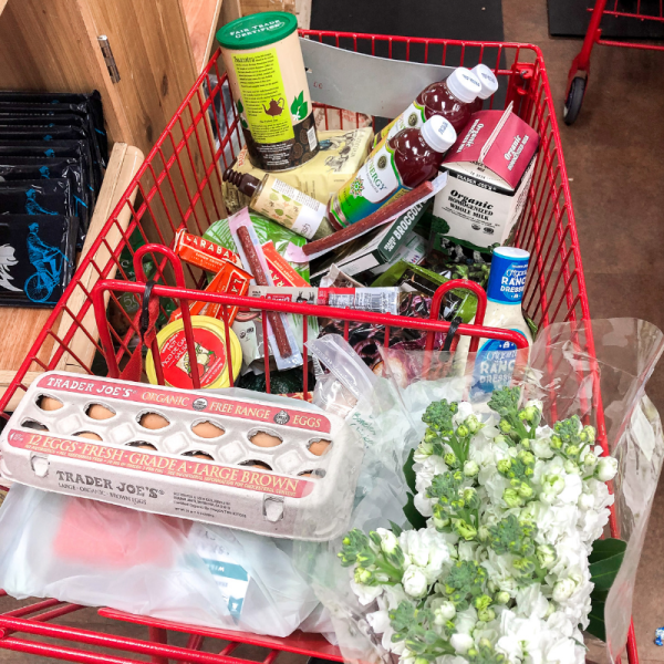 EAT HEALTHY ON A BUDGET FREE GROCERY SHOPPING LIST