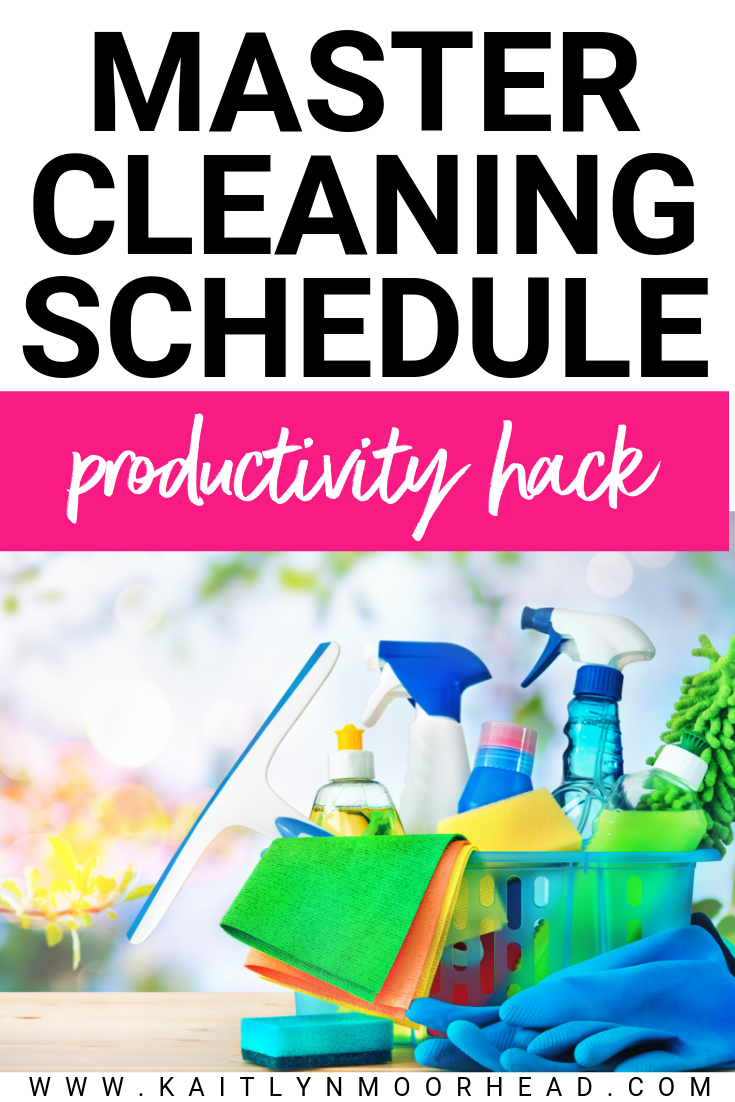 Want to learn one of my #1 hacks for weekly household chores [that we all dread!]? A weekly digital cleaning schedule that is fools-proof. You don't need a bunch of tips + tricks to make sure organizing + cleaning gets done each week. You need an easy system + routine in place! Whether you need to tackle your bedroom, kitchen, or bedroom... this post will give you the inspiration + motivation you need. Click to steal my idea + make yours today! #cleaning #hacks #tipsandtricks #organizing #house
