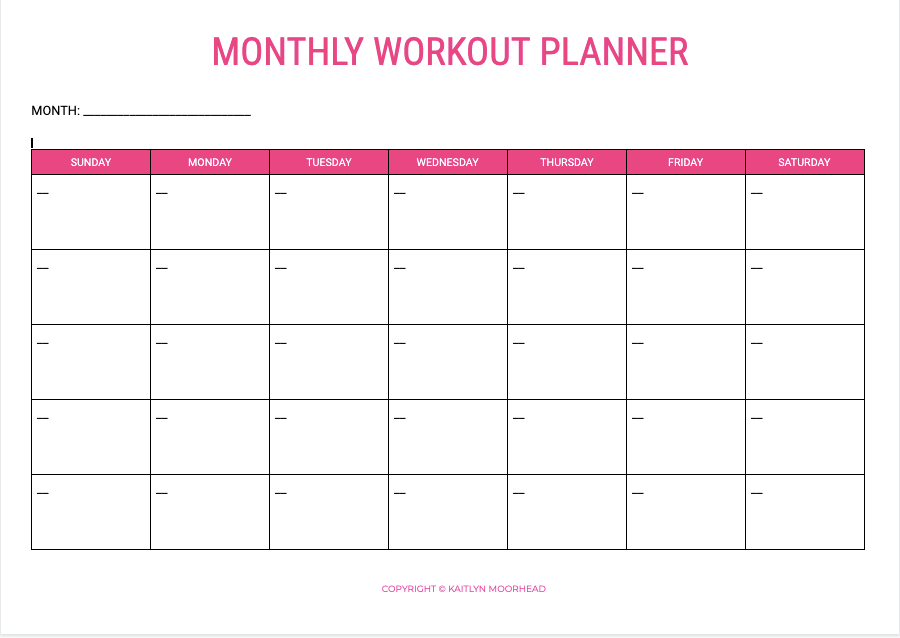 5 Printables to Kick-Start a Healthy Lifestyle | Want to know how to start creating healthy habits? This article is perfect for beginners because it includes 5 of the best printables for getting healthy + motivated when it comes to eating, working out, + mindset. You'll get the following FREE downloads: weekly + monthly meal planners + menus, grocery lists, workout planners, goal + habit trackers, + a daily planner. Click now to get yours! #printables #free #downloads #healthy #lifestyle #habits