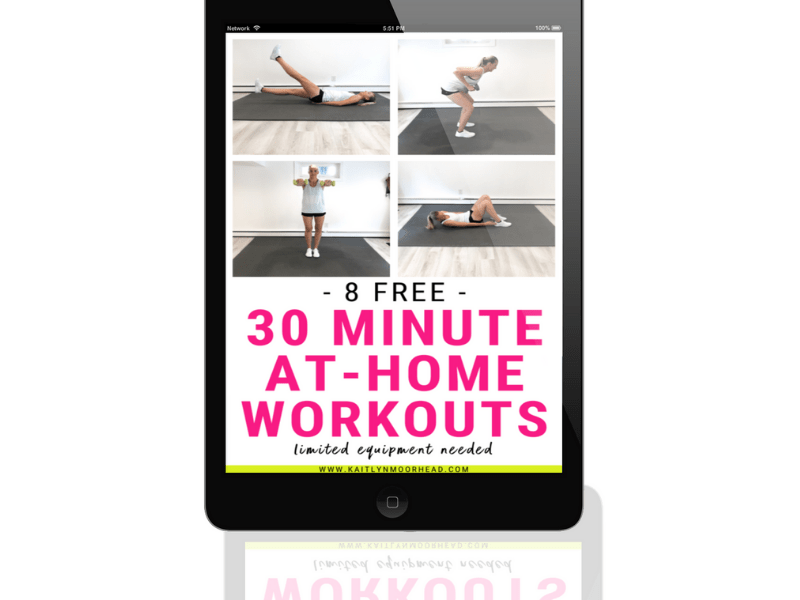 AT HOME WORKOUT EBOOK _ KAITLYN MOORHEAD