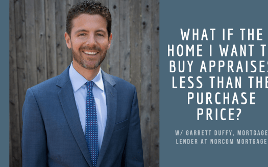 Have you ever wondered what might happen if the Narragansett home you want to buy appraises LESS than the purchase price? Let's dive in!