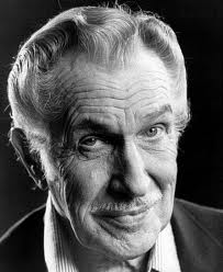 vincent price, actor