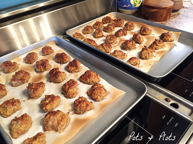 Basic Turkey Meatballs