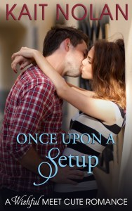 Book Cover: Once Upon A Setup