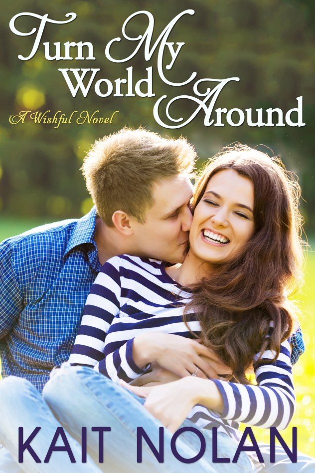 Book Cover: Turn My World Around