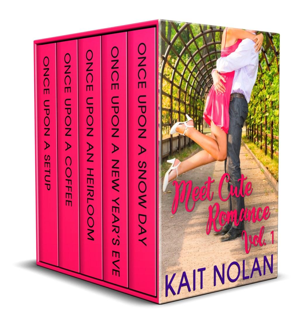 Book Cover: Meet Cute Romance Volume 1