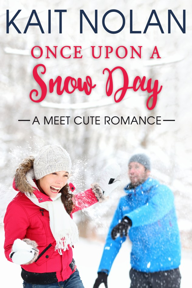 Book Cover: Once Upon A Snow Day