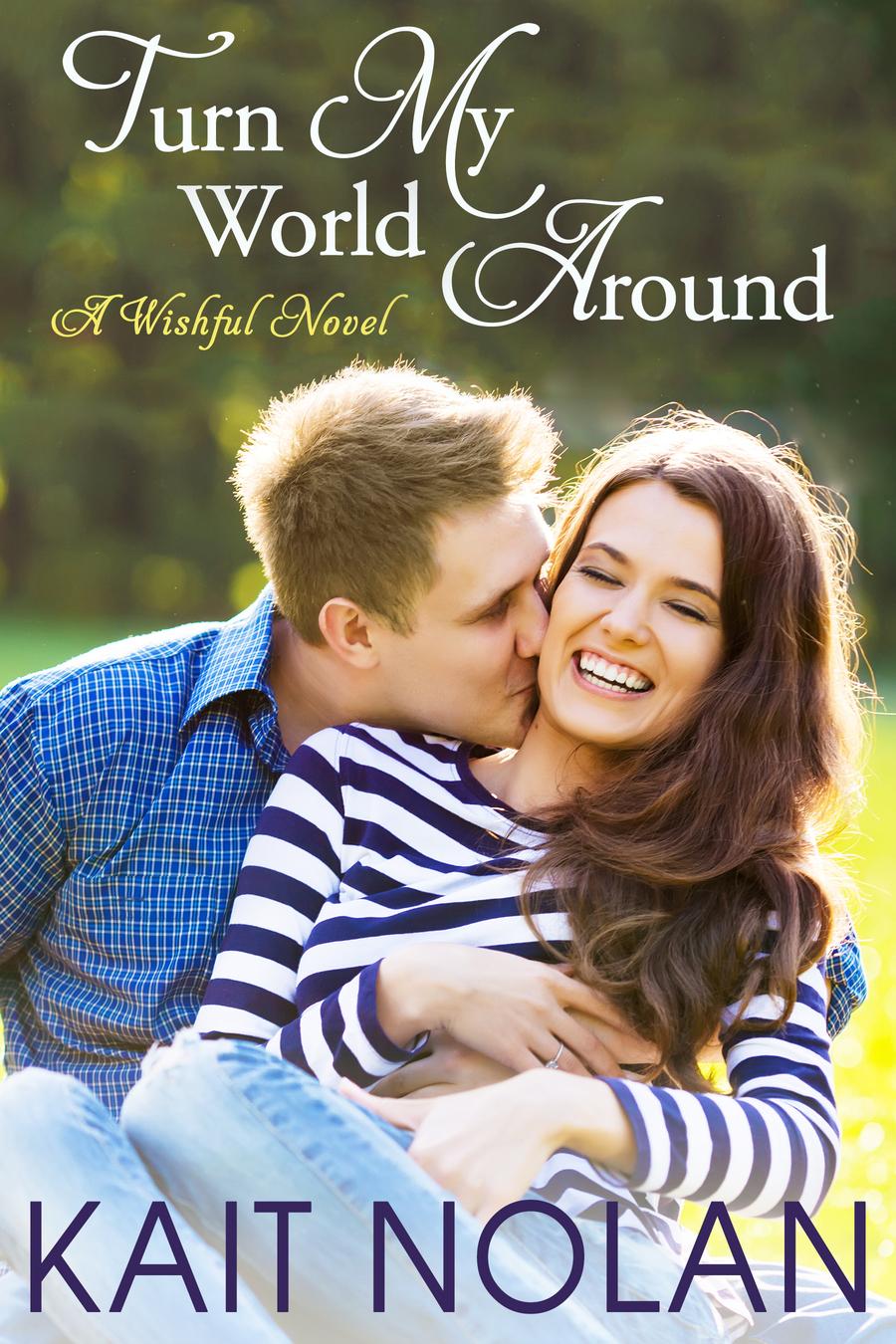 Book Cover: Turn My World Around