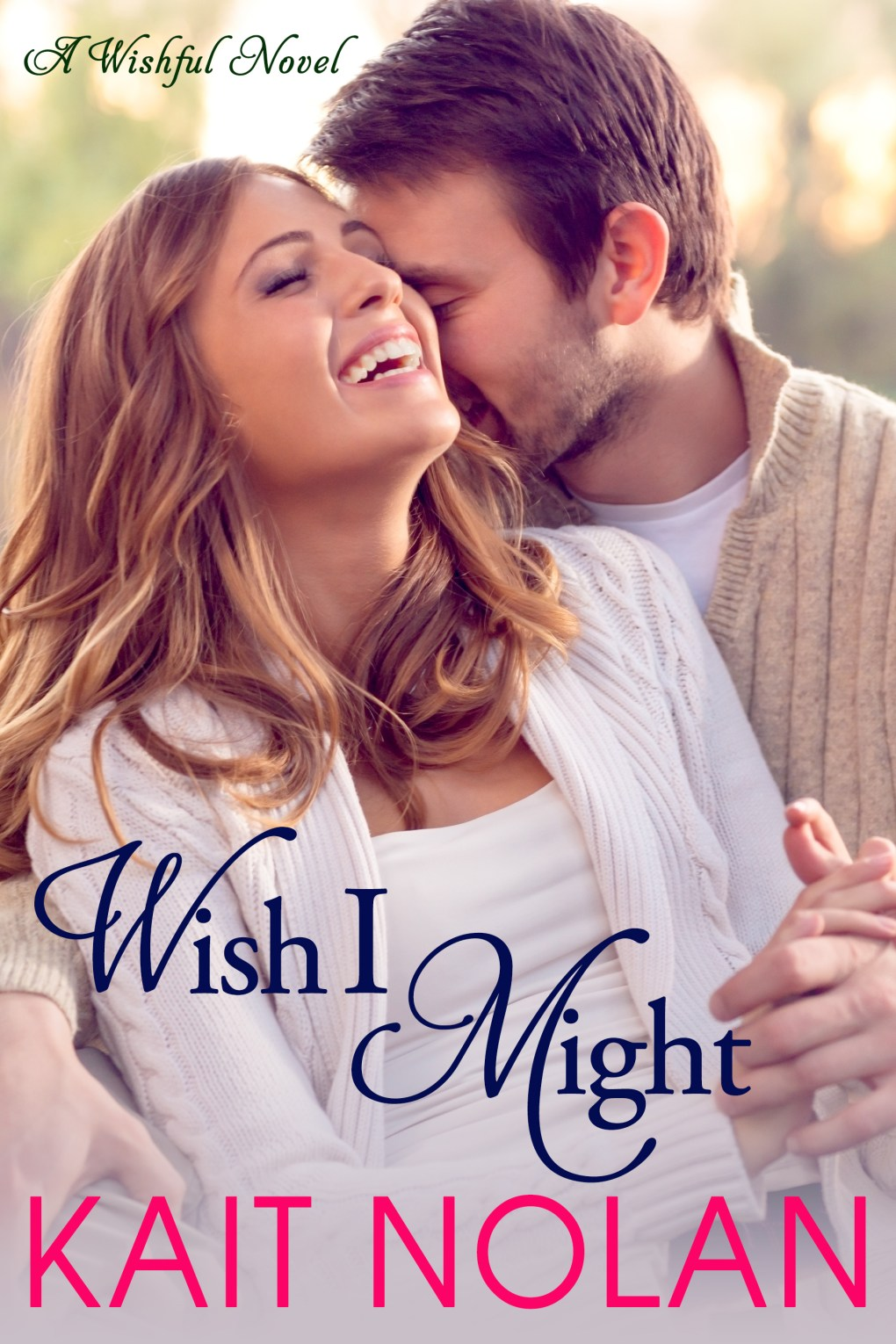 Book Cover: Wish I Might