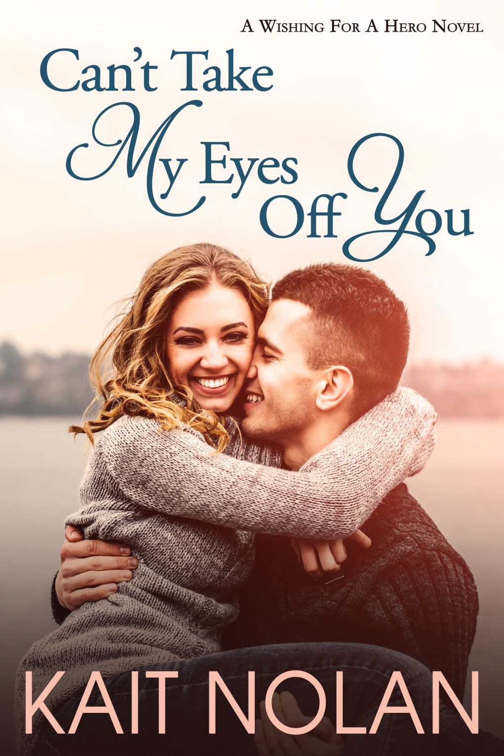 Book Cover: Can't Take My Eyes Off You