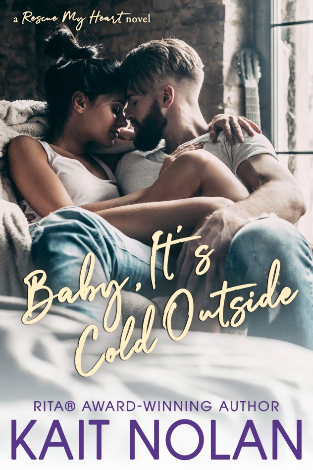 Book Cover: Baby It's Cold Outside