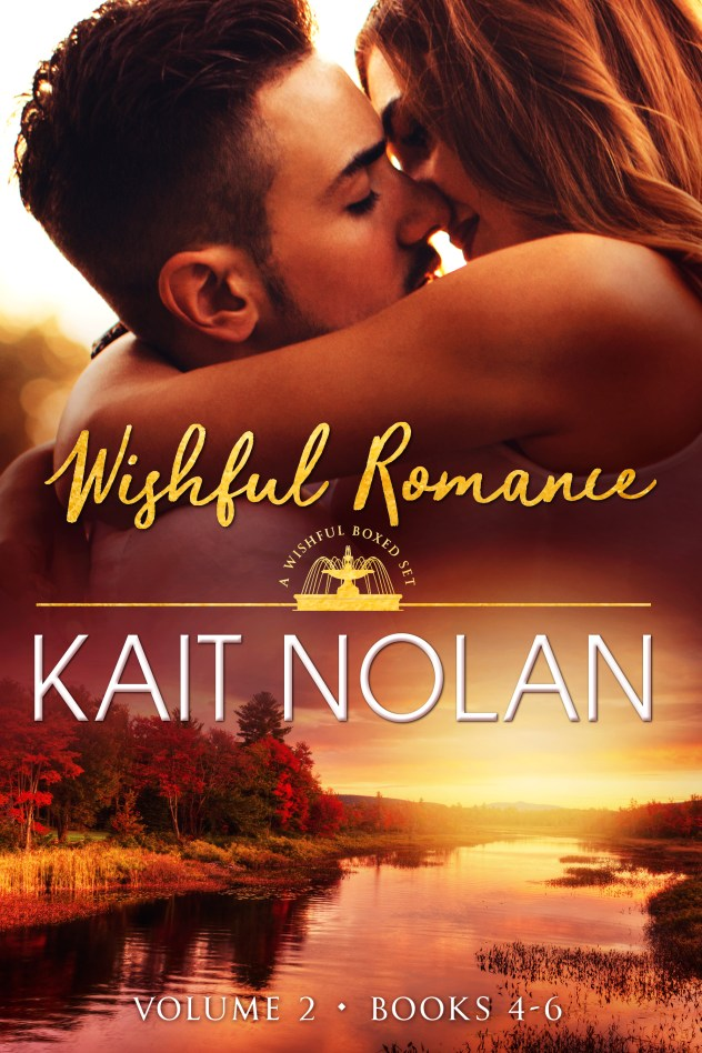Book Cover: Wishful Romance Volume 2